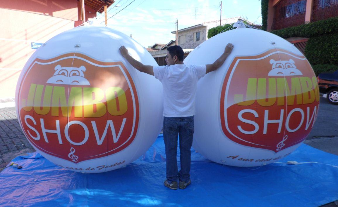 90691bea98 Somos fabricantes de Blimps Infláveis. O balão Blimp é indicado para  eventos de curto período onde haja uma grande aglomeração de pessoas
